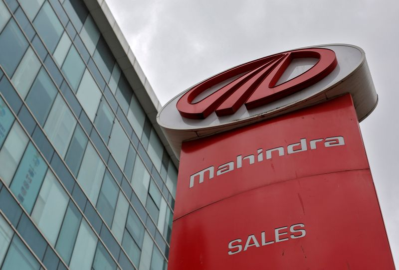 India's Mahindra expects car sales to take two years to rebound after COVID shock