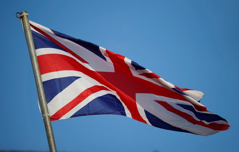 Britain to build new flagship to promote trade
