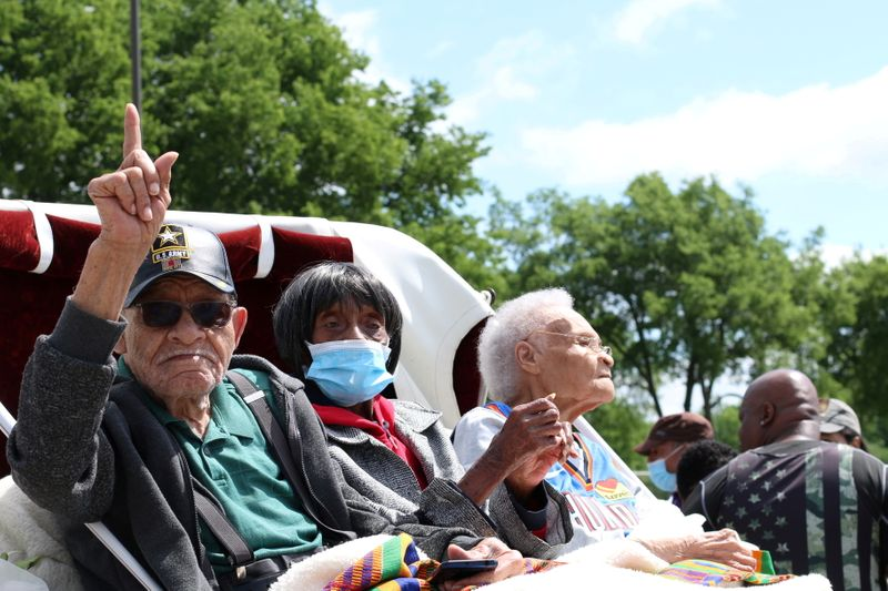 Survivors Remember Tulsa Race Massacre 100 Years Later as Biden Marks Anniversary