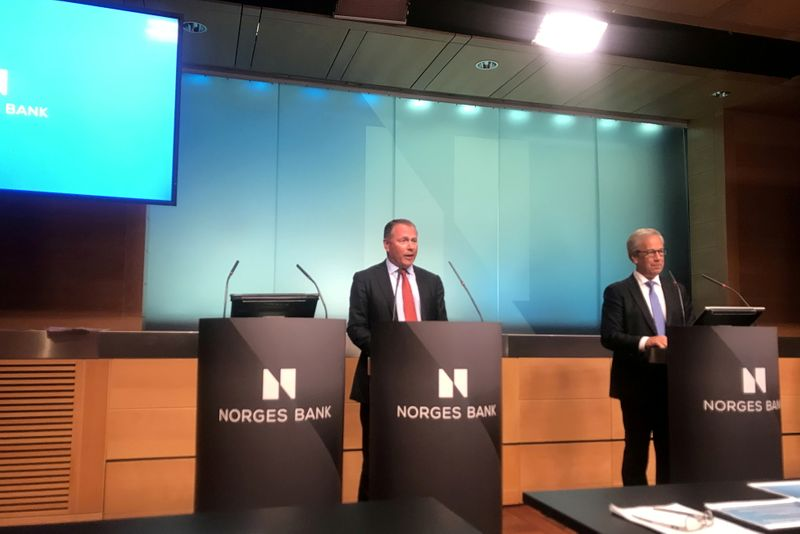 Norway's wealth fund unlikely to reproduce same high returns, says CEO