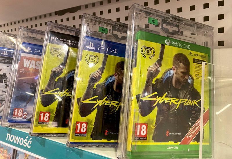 Cyberpunk maker reports slump in quarterly profit amid Playstation delisting