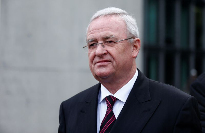 Ex-VW boss to pay 10 million euros in dieselgate damages - Business Insider