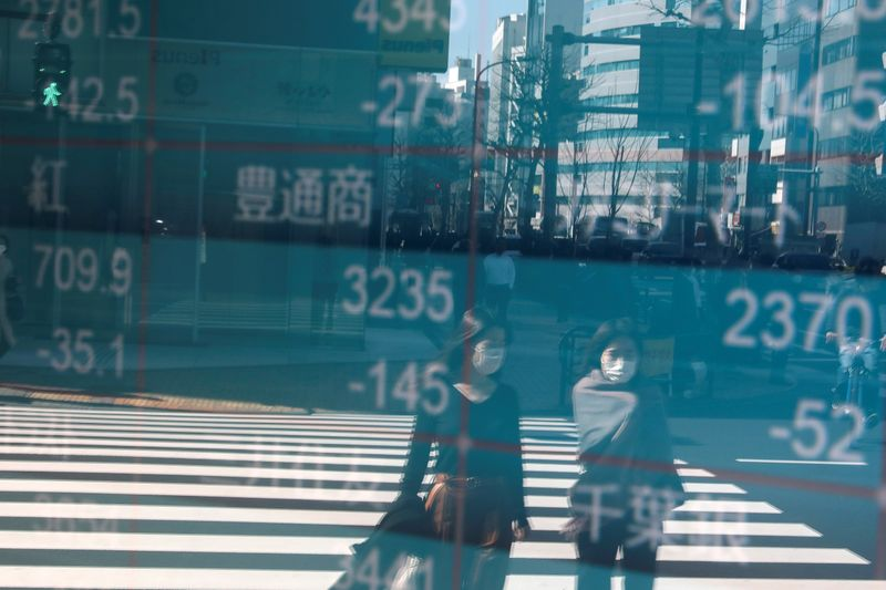 World stocks hit another record, crude up in big data week