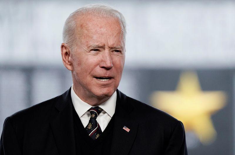 Biden warns of echoes of Tulsa massacre in America today