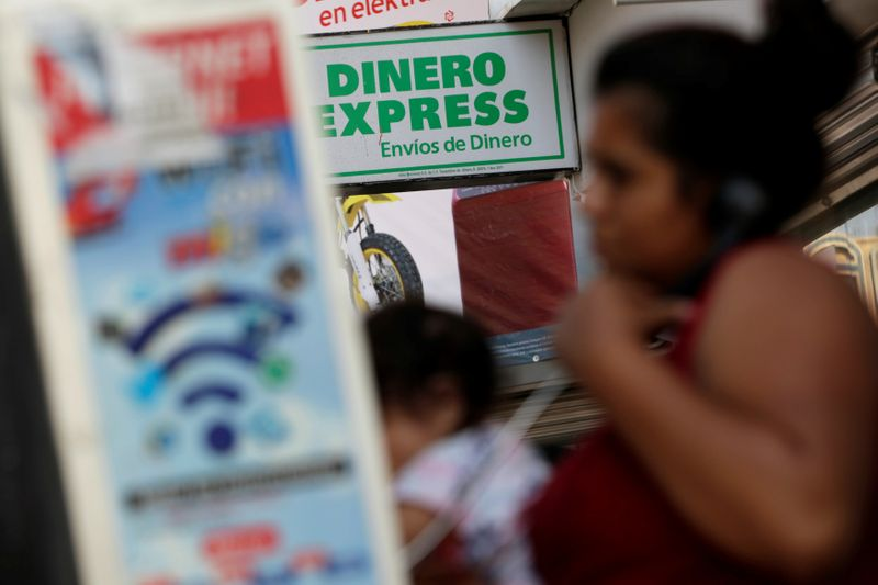 Mexico's remittances rise nearly 40% to .05 billion in April By Reuters