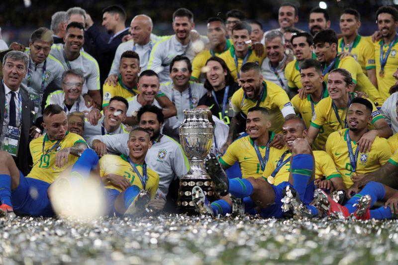 Governo confirma realização da Copa América sem público em MT, RJ, DF e GO