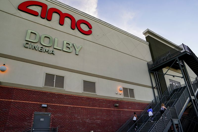 Shares of retail favorite AMC nearly double, company woos investors with free popcorn