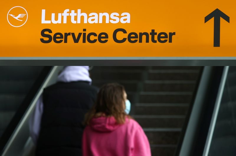 Governo tedesco potrebbe partecipare ad aumento capitale Lufthansa - Bbg