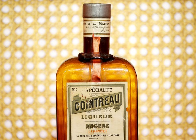Remy Cointreau beats forecasts on U.S., China sales