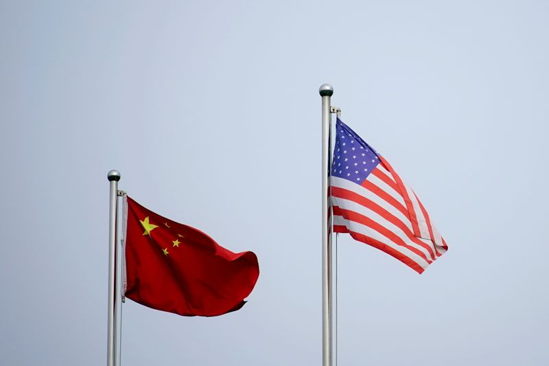 China upbeat on trade talks with U.S., says both 'seek common ground'