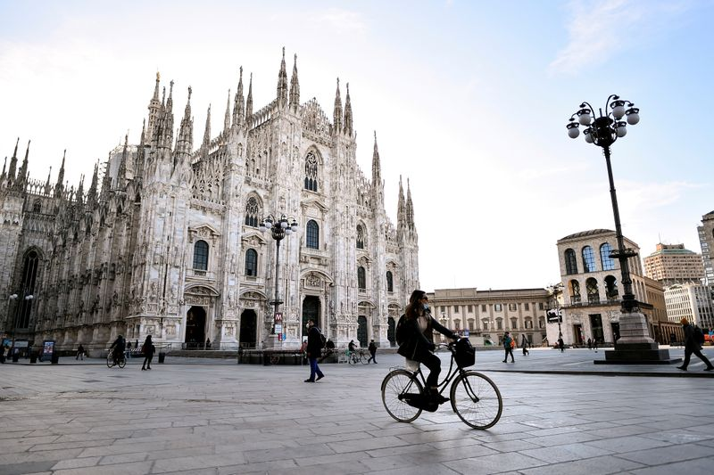 IMF sees Italy GDP up 4.3% in 2021, budget deficit at 11.8% GDP thumbnail