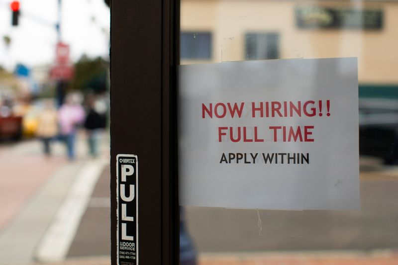 U.S. job growth picks up, desperate employers boost wages to attract workers