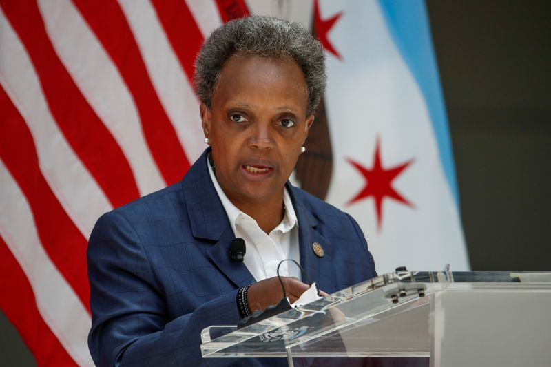 Chicago to reopen fully on June 11, mayor says