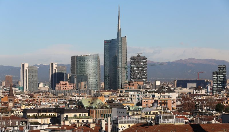 Italy statistics bureau hikes 2021 growth forecast as COVID clouds clear