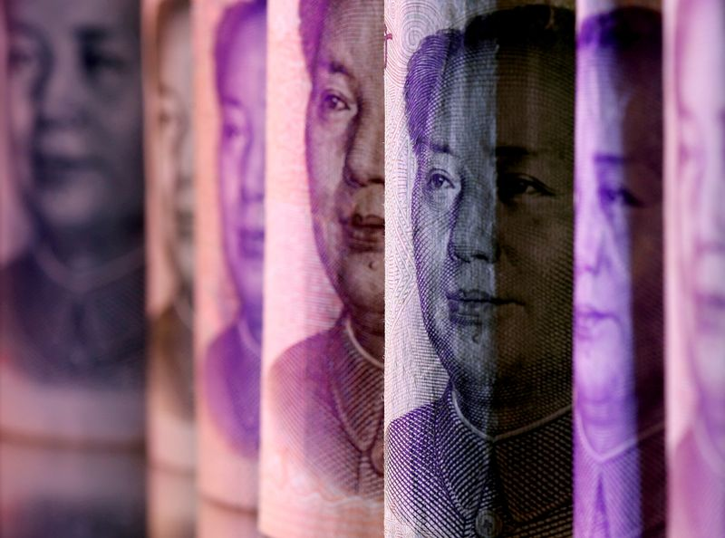 China aims to slow yuan's rise but likely to avoid drastic steps - policy sources