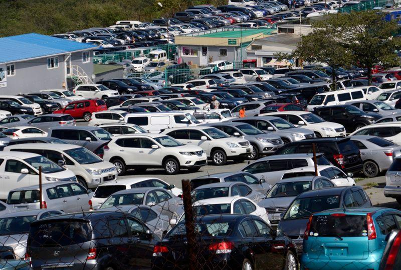 Russia's May auto sales soar 134% in lockdown rebound