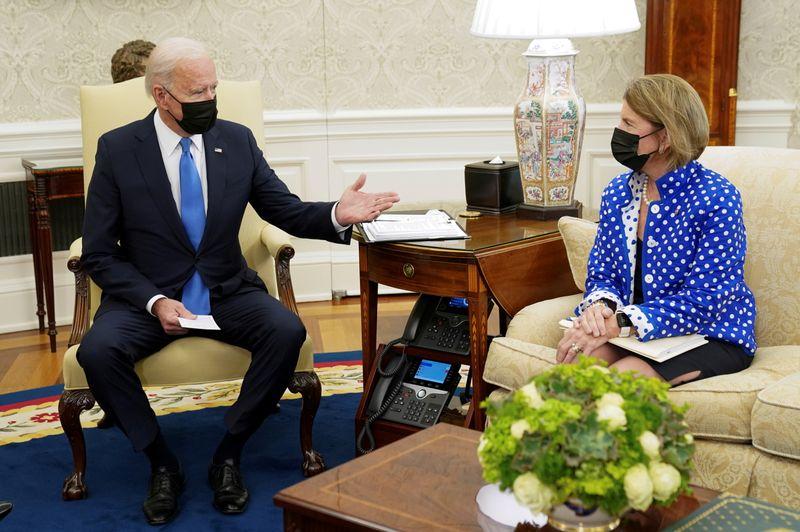 Biden rejects new Republican infrastructure offer