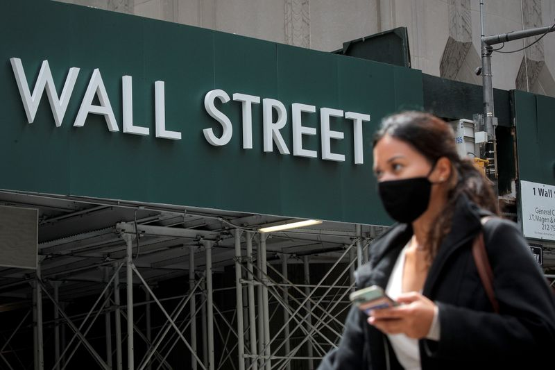 Tech drives Wall Street higher as jobs report calms inflation fears