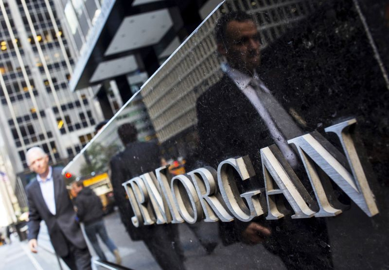 JPMorgan freezes donations to Republicans who contested 2020 election