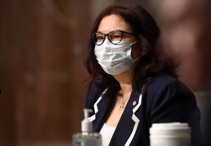 U.S. boosts Taiwan's COVID-19 fight with vaccines as senators visit