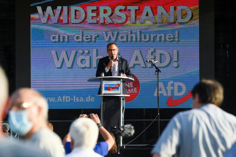 Conservative win in German state election boosts Laschet's chancellery hopes