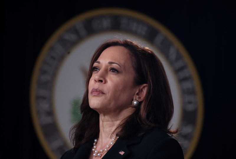 Harris's Guatemala, Mexico trip likely to emphasize non-government cooperation