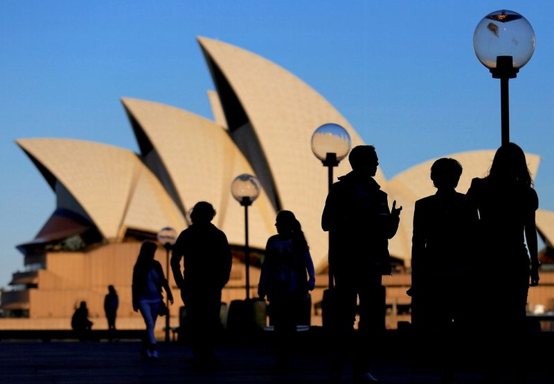 S&P upgrades outlook on Australia's AAA rating to stable from negative