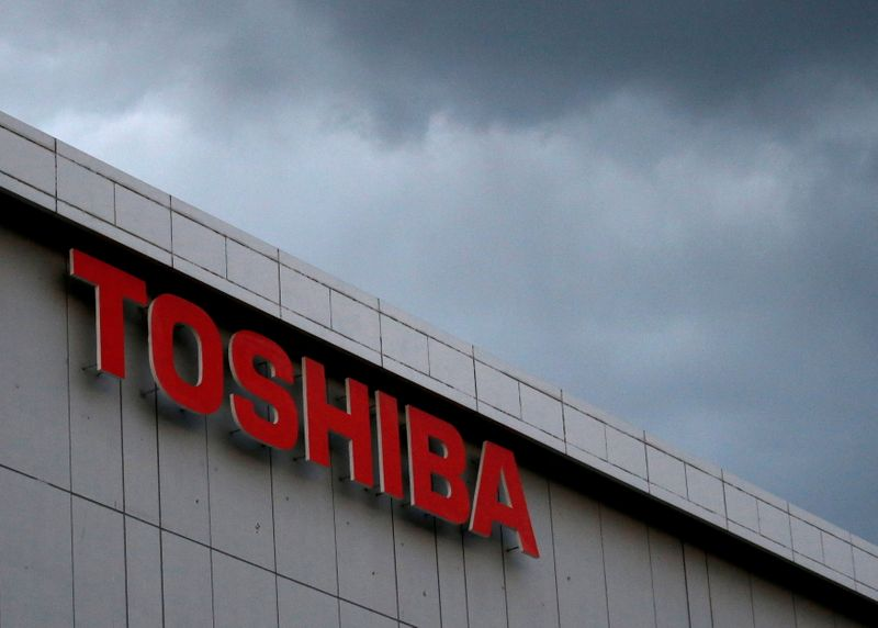 Toshiba to buy back 6% of shares, pay special dividend