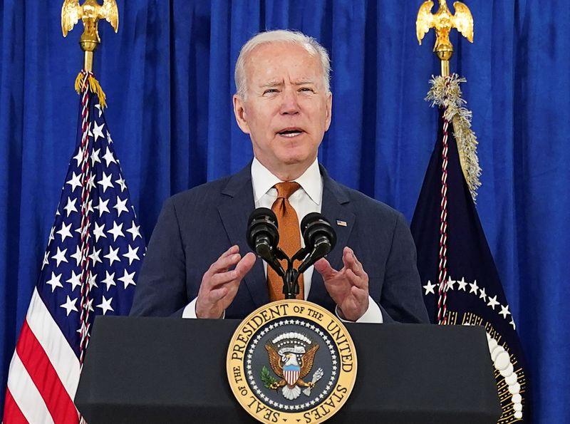 Biden to warn UK PM Johnson over Northern Ireland -The Times