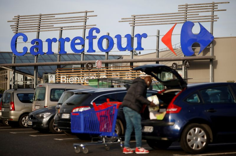 Supermarket groups Carrefour and Tesco will not extend purchasing alliance