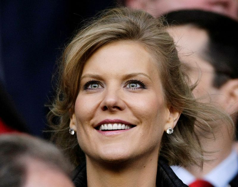 Businesswoman Amanda Staveley's appeal refused in Barclays case