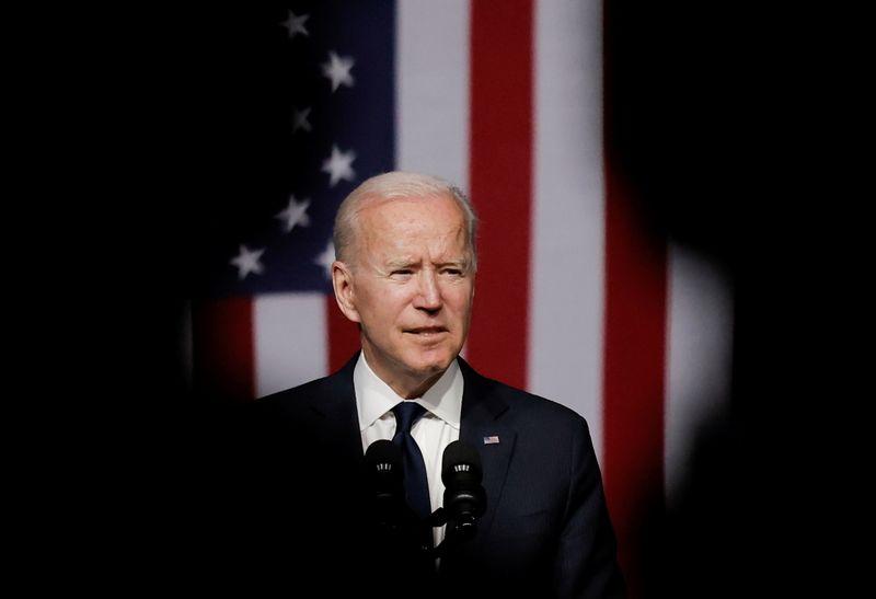 Biden en Europe pour resserrer les liens