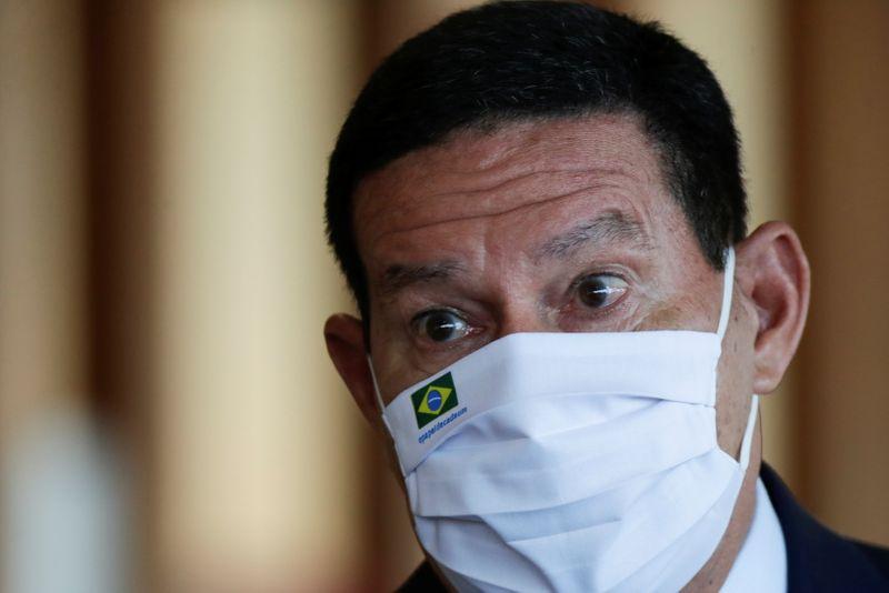 Mourão diz que Amazônia pode ter nova ação militar, menor que anterior