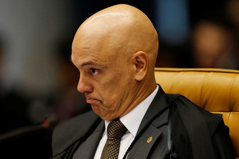 STF retira sigilo de inquérito sobre atos antidemocráticos que investiga bolsonaristas