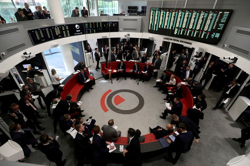 London Metal Exchange to decide fate of iconic open-outcry 'ring'