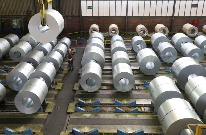 Supply bottlenecks throttle German industrial output in April