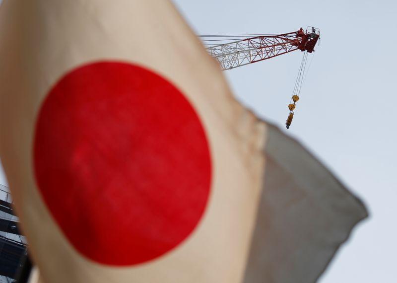 PIB do Japão encolhe menos no 1º tri com impacto menor na demanda doméstica