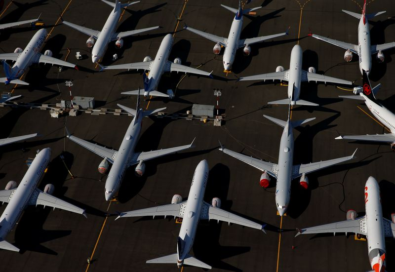 Boeing delivers 10 737 MAXs, fewer 787s, in May