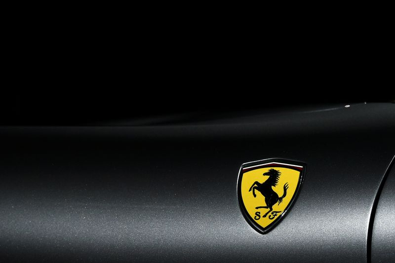 Ferrari turns to tech industry for its electric era leader