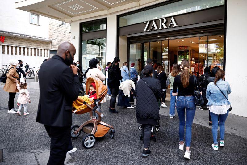 Inditex: Le propriétaire de Zara bat les estimations de bénéfice au premier trimestre