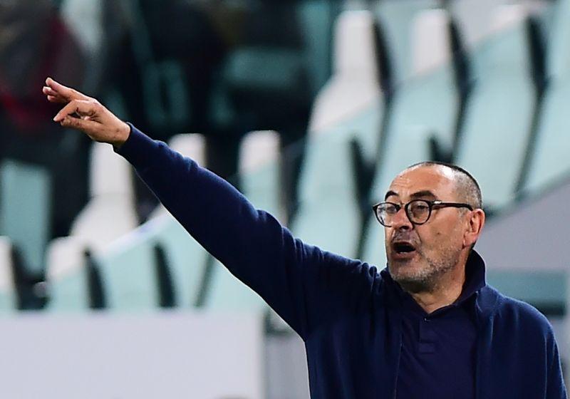 SS Lazio, Sarri nuovo allenatore