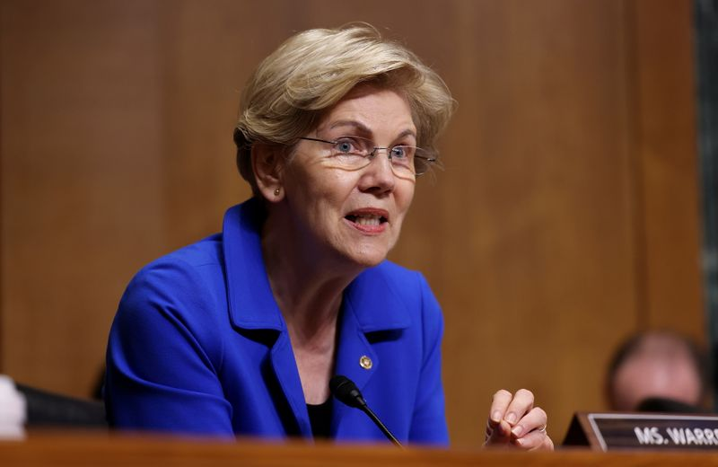 Warren: U.S. government needs to confront crypto threats 'head on'