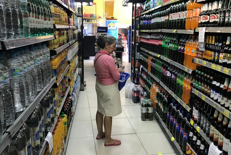 Brazil inflation to peak in June or July - economy ministry official