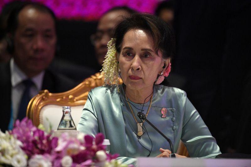 Myanmar authorities open new corruption cases against Suu Kyi