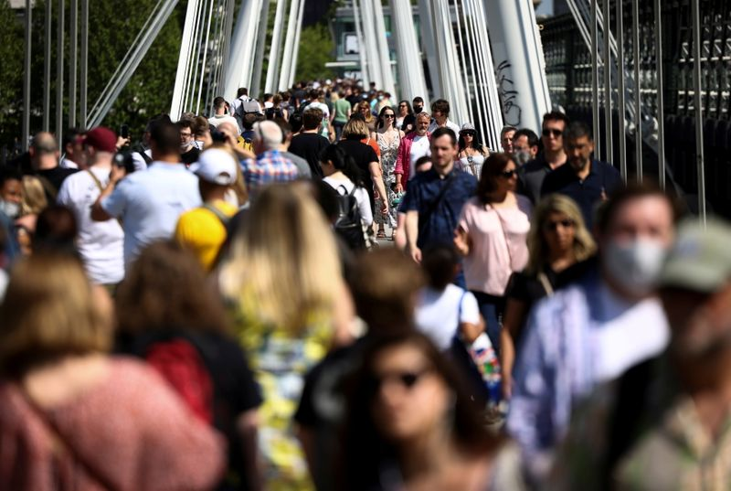 Analysis-The great British reopening: how investors are picking their bets