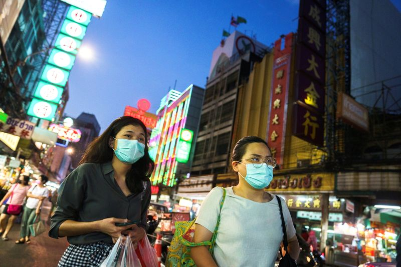 Thai May consumer confidence hits record low on virus outbreak