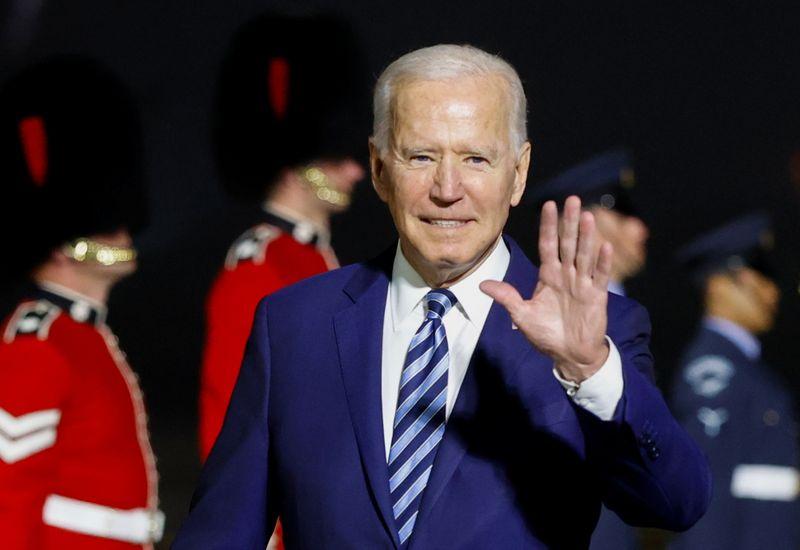 Biden says biggest vaccine donation 'supercharges' battle against coronavirus