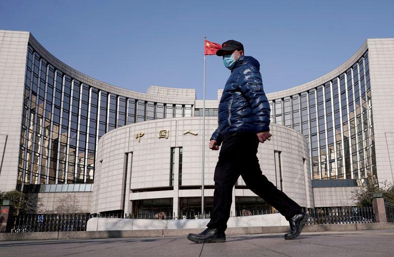 Chine: Le gouverneur de la banque centrale prévoit une inflation inférieure à 2% en 2021