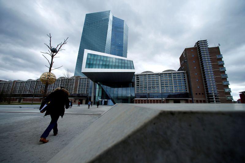 BCE eleva projeções de crescimento e inflação da zona do euro
