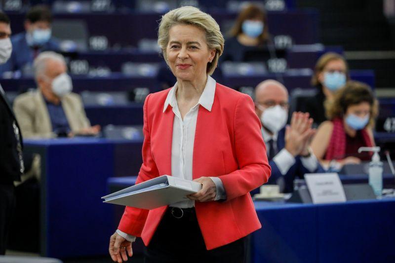 Líderes da UE pedem inquérito irrestrito sobre origem da Covid-19